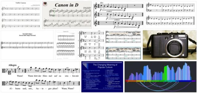 Musical Canon